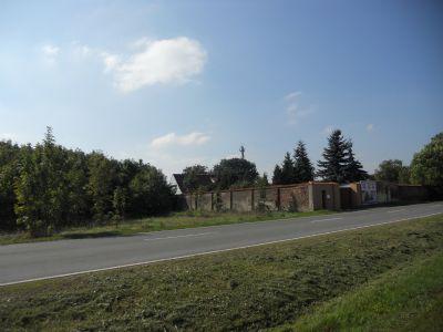 Rechte Grundstücksseite