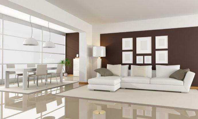 Luxuriöse Flachdach Villa auf dem höchsten Niveau*** Einfamilienhaus ...