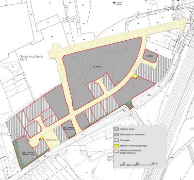 Gneisenau Süd - Vermarktungsplan