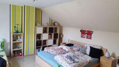 Dachgeschoss/Schlafzimmer