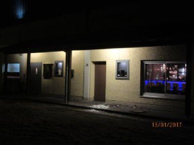 Eingang-Lokal