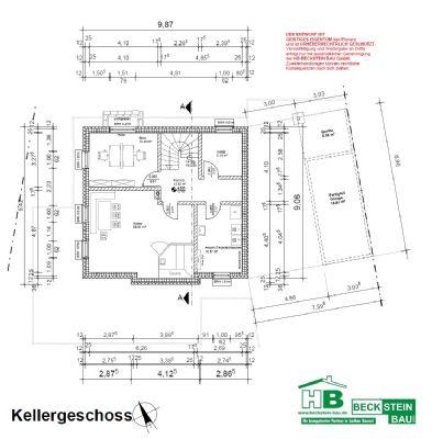Haus 1 Keller