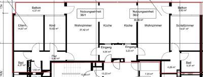 penthousewohnung in der 20 etage mit panoramablick. Black Bedroom Furniture Sets. Home Design Ideas