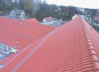 Neues Dach vollisoliert