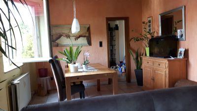 Maisonette Wohnung Essbereich