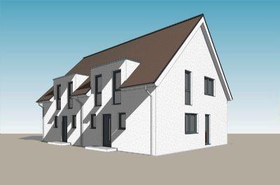 Moderne und familiengerechte Doppelhaushälfte mit Erker in Sudweyhe