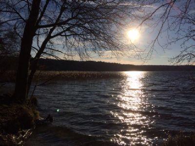 traumhafte Seenlandschaft