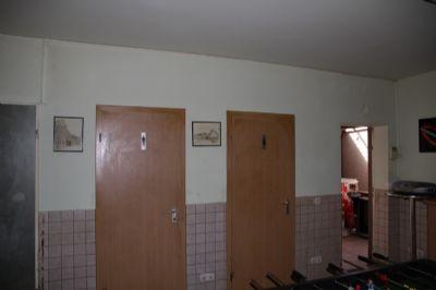 Gäste-Raum getrennte WC