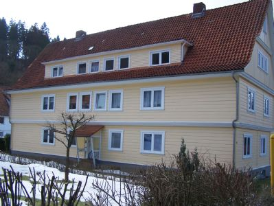 Fassade Vorderfront