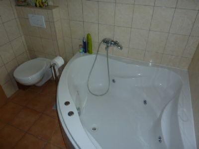 Bad im Erdgeschoß