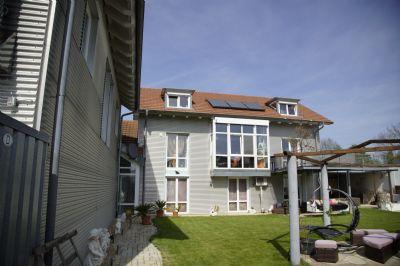 Haus 1 Ansicht Gartenseite
