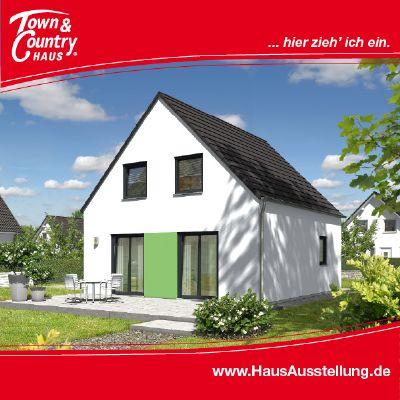 ein clever durchdachter grundriss mit viel wohnraum auf kleiner fl che massivhaus. Black Bedroom Furniture Sets. Home Design Ideas