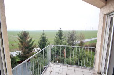 Wohnung Grimma Balkon