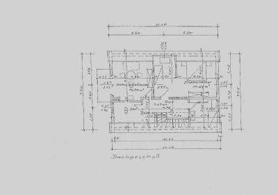 Grundriss Einfamilienhaus- DG