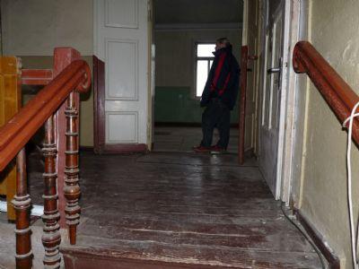 Treppenaufgang im 1.Obergeschoß