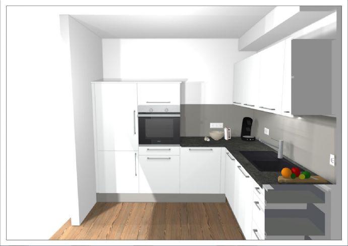 ... Einbaukuche Halbhoch #48: Bild 7 Von 7: Einbauküche Von Fensterseite  Aus Gesehen ...