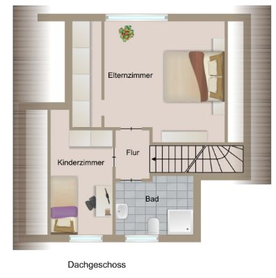 saniertes einfamilienhaus in ruhiger wohnlage von. Black Bedroom Furniture Sets. Home Design Ideas