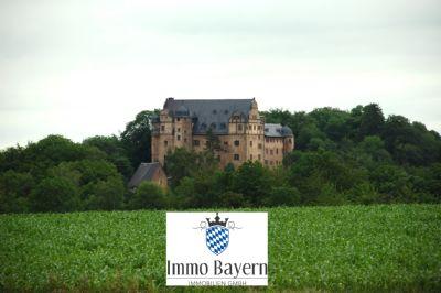 traumhafter Blick auf Schloss & Burg Könitz