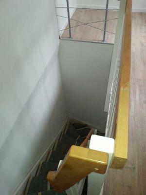 Treppenhaus mit Galerie kleines Haus