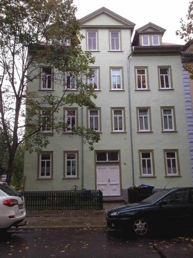 Einraumwohnung mit Balkon in Arnstadt zu vermieten