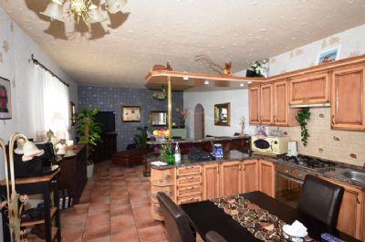 EG-WZ mit offener Küche