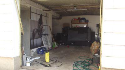 Garage mit Nebenraum