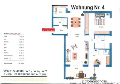 wohnung in innenstadtlage etagenwohnung laupheim 2hjbh42. Black Bedroom Furniture Sets. Home Design Ideas