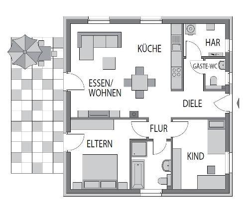 heinz von heiden massivh user bungalow country schleusingen 7f12b8e1. Black Bedroom Furniture Sets. Home Design Ideas