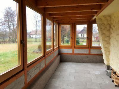 Wintergarten im Gartengeschoss