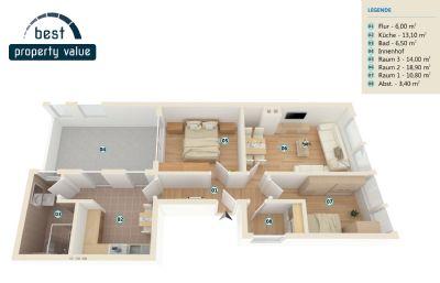 3 Zimmer Wohnung Delmenhorst Of Moderne 3 Zimmer Wohnung In Der Innenstadt Von Delmenhorst