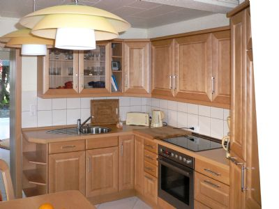 Geräumige Küche
