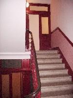 Treppenhaus Wohnungstür