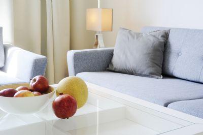 wunderschön möbilierte 3-Zimmerwohnung gegenüber neuer EZB
