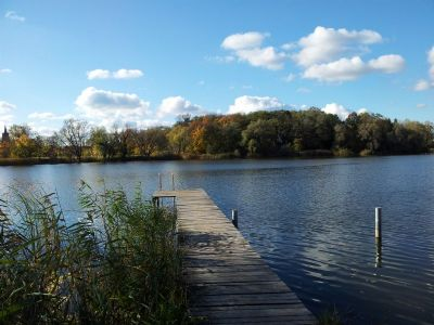 Tonsee im Herbst