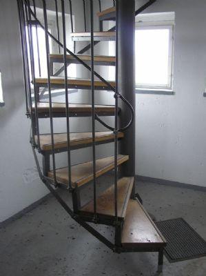 Treppe zur Sternwarte