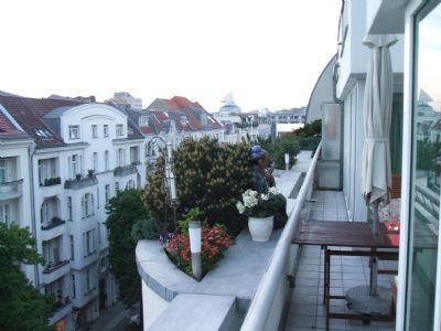 luxus maisonette penthouse penthouse berlin 2arfj4e. Black Bedroom Furniture Sets. Home Design Ideas