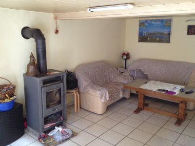 Wohnzimmer mit Kamin Nebengeb.