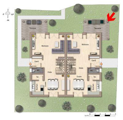 DH1 Erdgeschoss