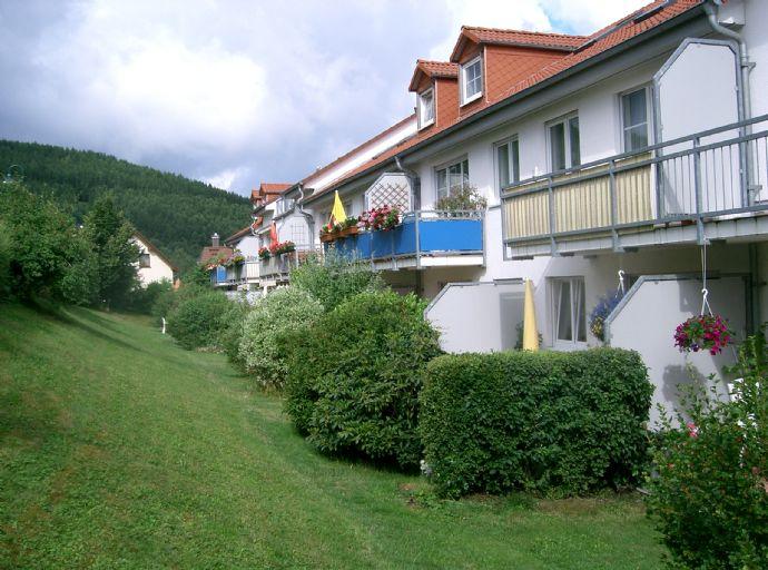 sehr schöne 4-Raum Wohnung in Ilmenau