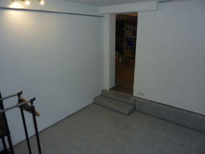 Wohnraum im Keller