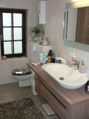 Waschtischanlage im Bad