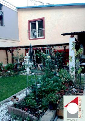 Hinterhaus-Terrasse