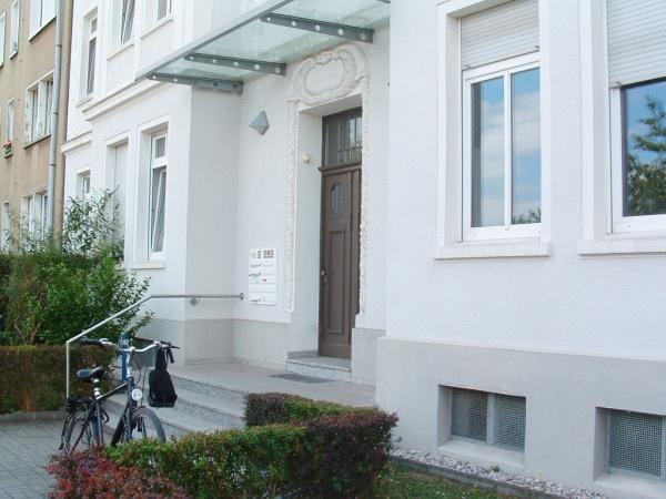 2 Raum Wohnung Mit Stil In Dessau Nord Zu Vermieten Etagenwohnung
