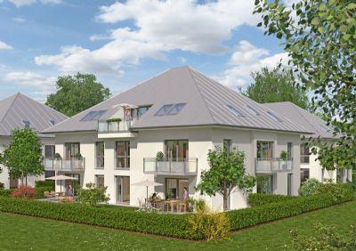 tru home traumhafte barrierefreie 4 zimmer wohnung mit 2 terrassen garten wohnung m nchen. Black Bedroom Furniture Sets. Home Design Ideas