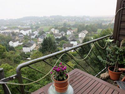 Panorama-Blick (auch bei schlechtem Wetter)......