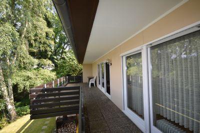 EG - Balkon / Wohnzimmer und Schlafzimmer