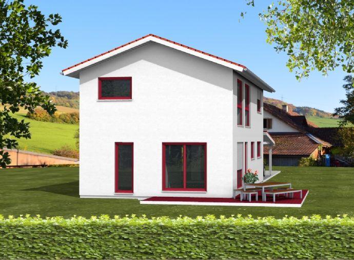 wohnen mit blick ber gansingen einfamilienhaus gansingen 2yyyf3h. Black Bedroom Furniture Sets. Home Design Ideas