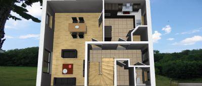 JENNER RENNER Erdgeschoss 3D