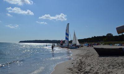 Strand - Segelschule