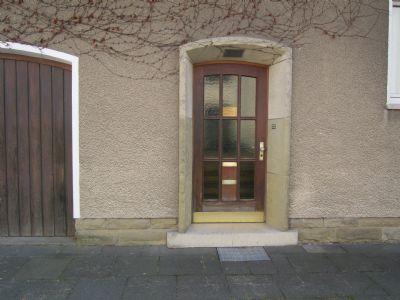 separater Eingang Anbau